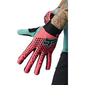Fox Defend Gloves Women, roze
